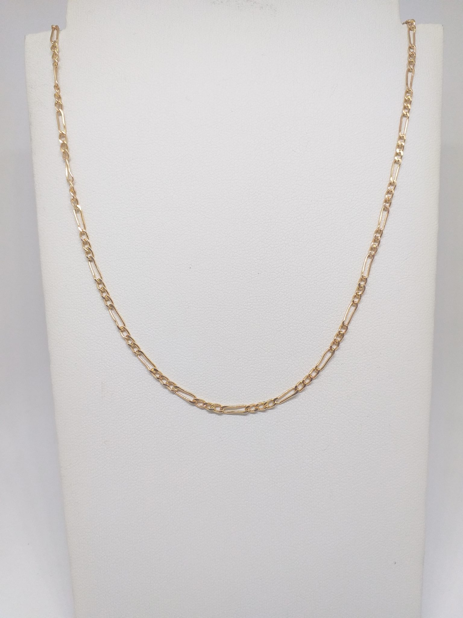 Cadena Cartier De Oro 18k Joyas Lillo